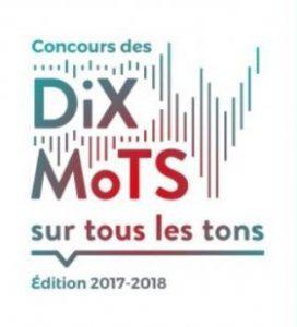 """concorso dex """"dix mots"""""""