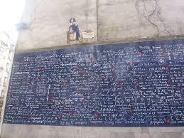 il muro dei ti amo