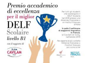 Premio accademico DELF Scolaire B1