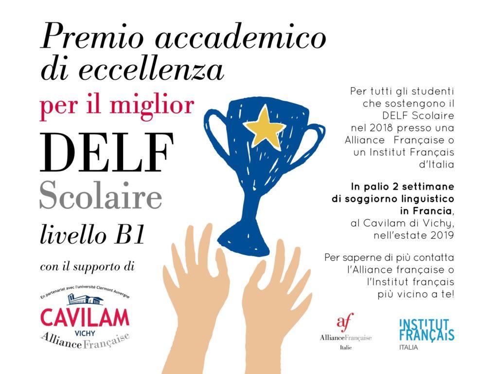 premio di eccellenza delf b1