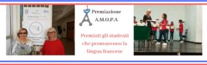 Alliance Française Caltanissetta - Premiazione AMOPA
