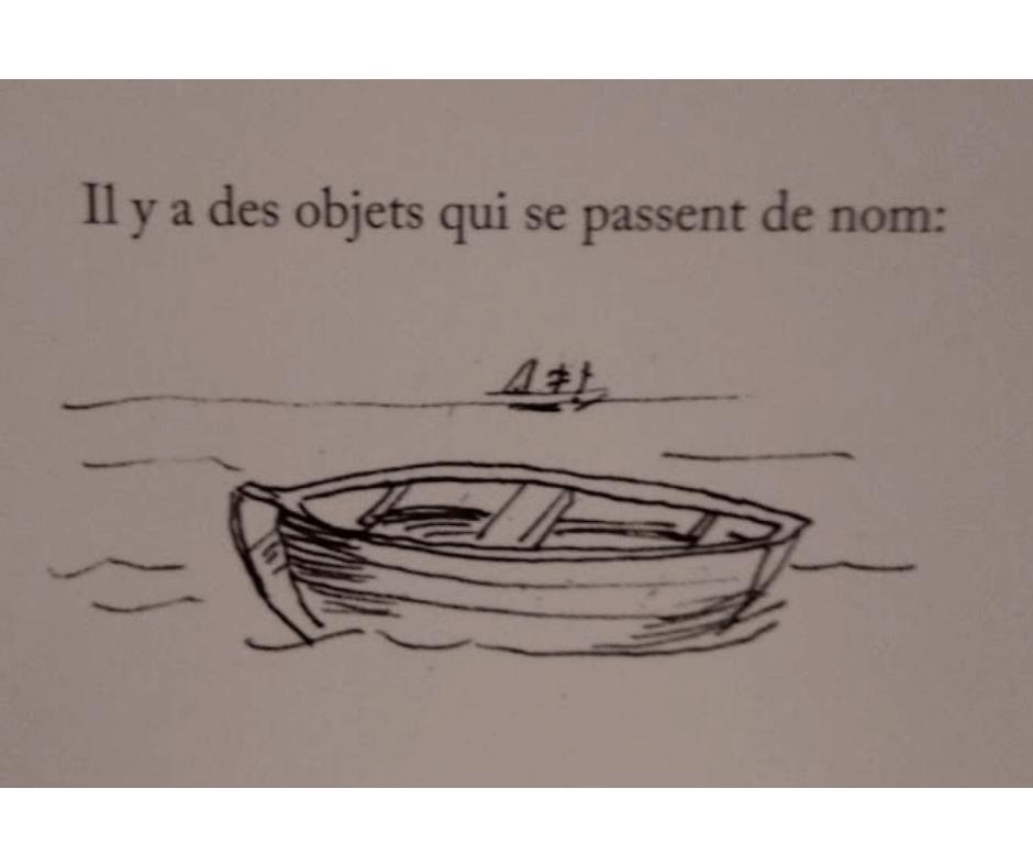 """Surrealismo Magritte """"Les Mots et_les_images n.2"""