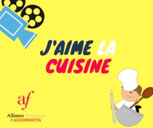 J'aime la cuisine AF Caltanissetta