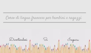 Alliance Française corso di lingua francese per bambini