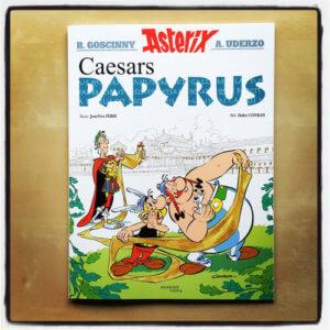 Albo di Astérix - Caesar Papirus