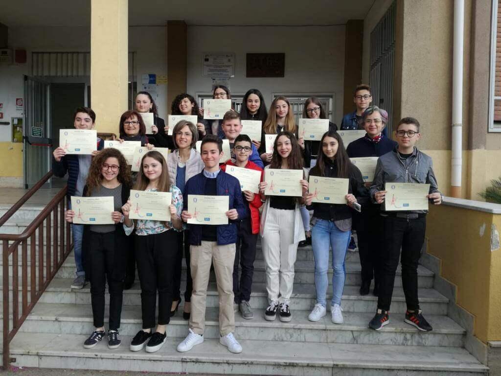 AMOPA 2019 - Verga Caltanissetta
