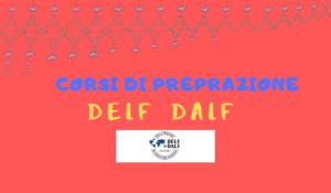 corsi di preparazione DELF DALF