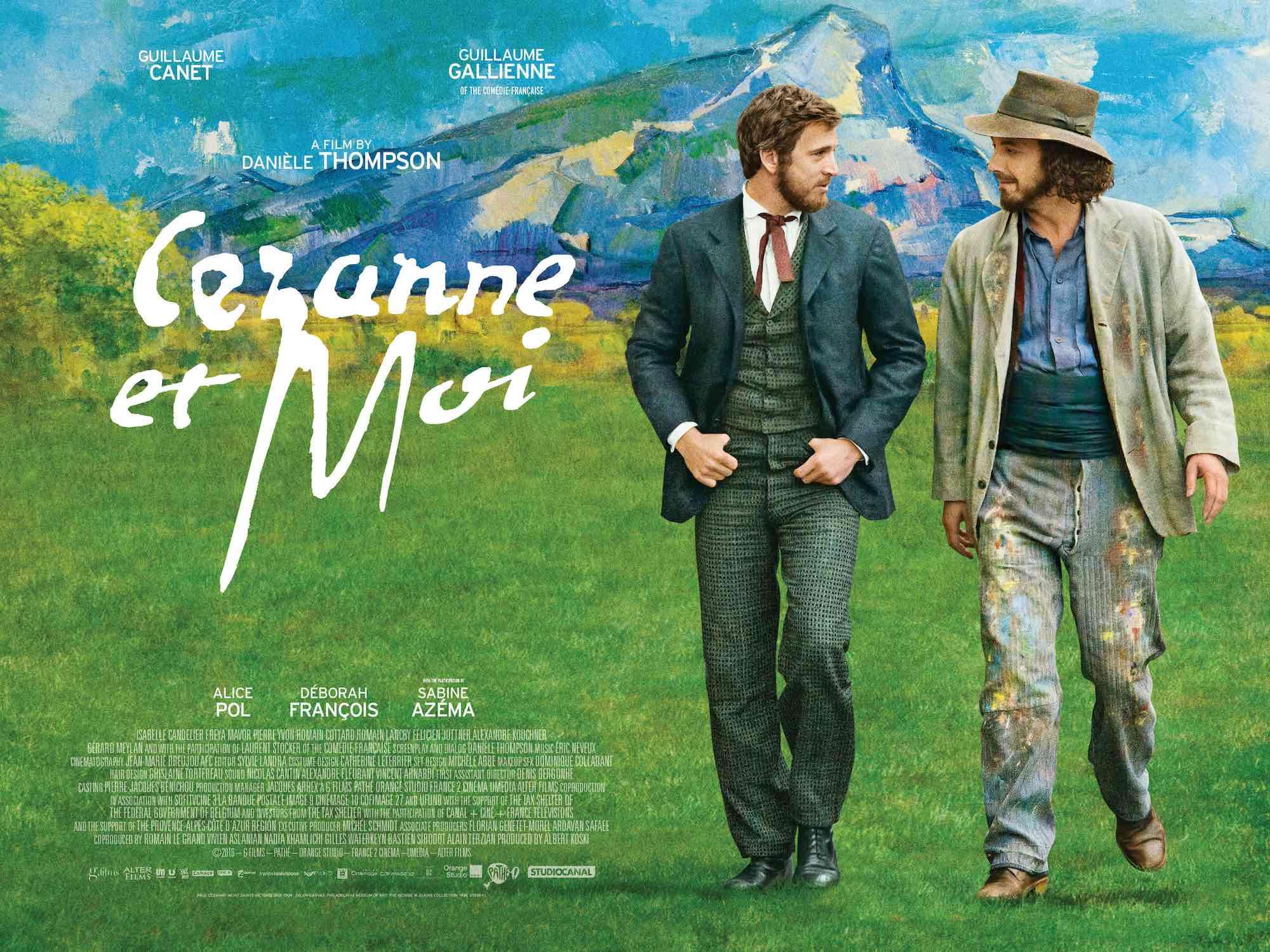Progetto cinema - Cezanne et moi
